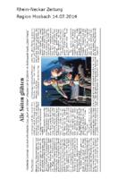 2014 Rhein Neckar Zeitung