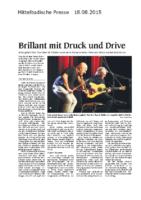 2015 Mittelbadische Zeitung
